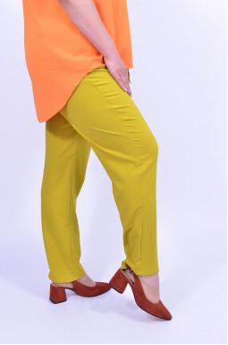 Прямые брюки батал