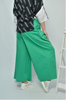 Стильні брюки-кюлоти