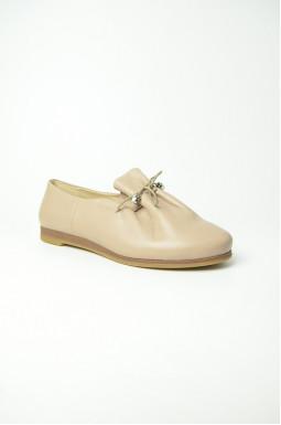Туфли кожаные больших размеров
