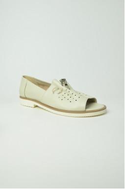 Туфли с перфорацией больших размеров