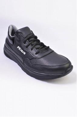 Кросівки шкіряні великих розмірів