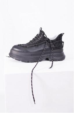 Кросівки на платформі великих розмірів