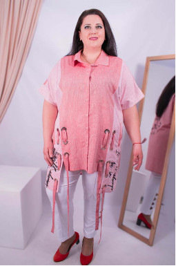 Туніка- сорочка супер батал