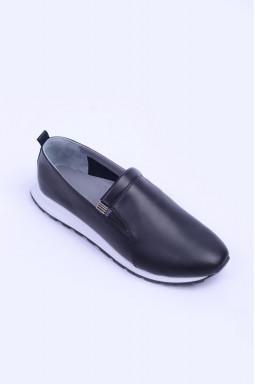 Зручні шкіряні туфлі великих розмірів