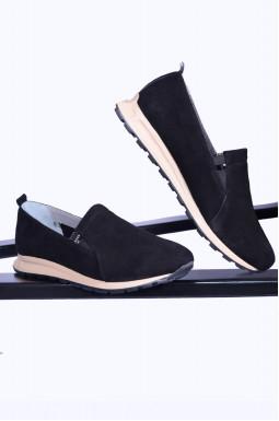 Туфли на светлой подошве больших размеров