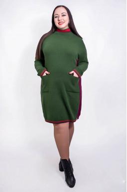 Сукня в'язана