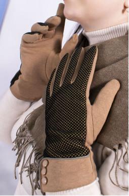 Перчатки з сенсорними пальцями