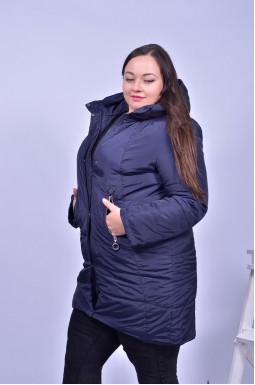 Куртка подовжена зимова