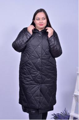 Стильне пальто-двійка