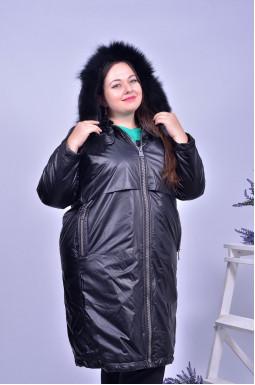 Пальто холлофайбер