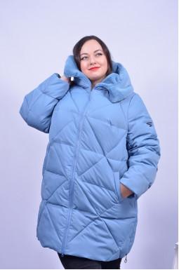 Куртка с мехом мутон