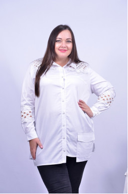 Рубашка-туника батал