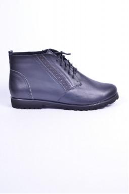 Ботинки кожаные больших размеров