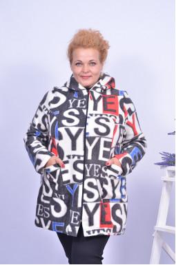 Куртка-жакет  батал