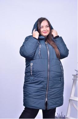 Пальто стеганое зимние