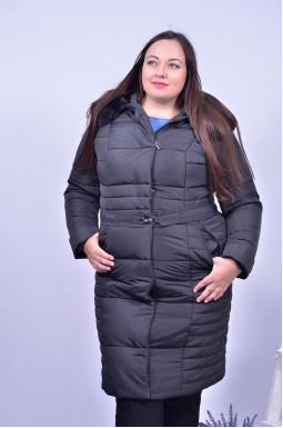 Пальто з поясом в комплекті