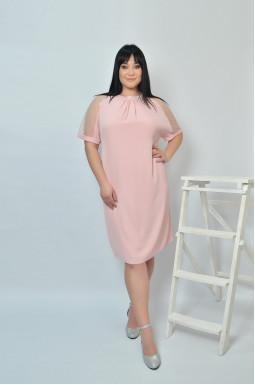 Святкова ніжна сукня