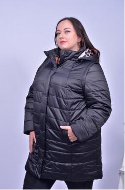 Куртка-жилет подовжена