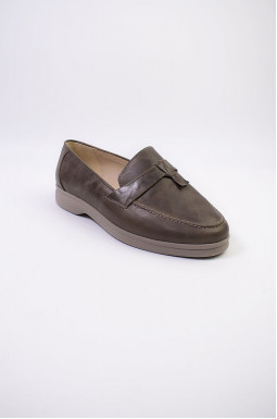 Туфли лоферы больших размеров