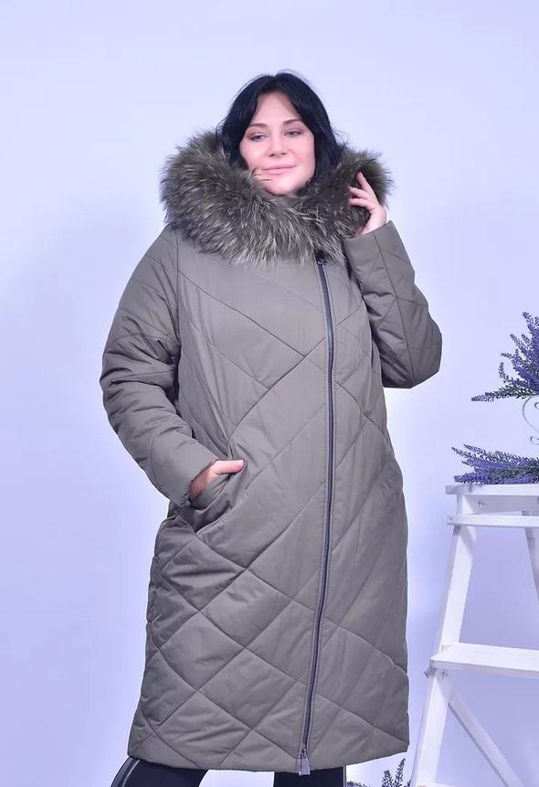 Жіночі пальта для повних - інтернет-магазин Пишна Краса