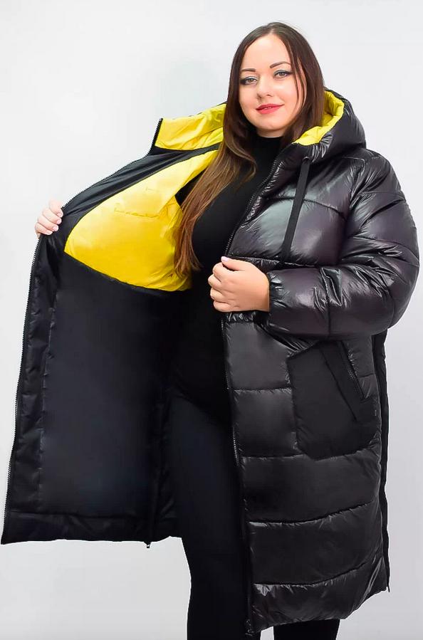 Купити жіноче пальто великого розміру в інтернет-магазині Пишна Краса