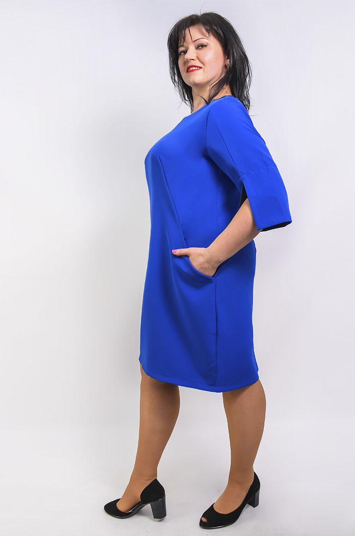 Офісні сукні великих розмірів - інтернет-магазині Пишна Краса