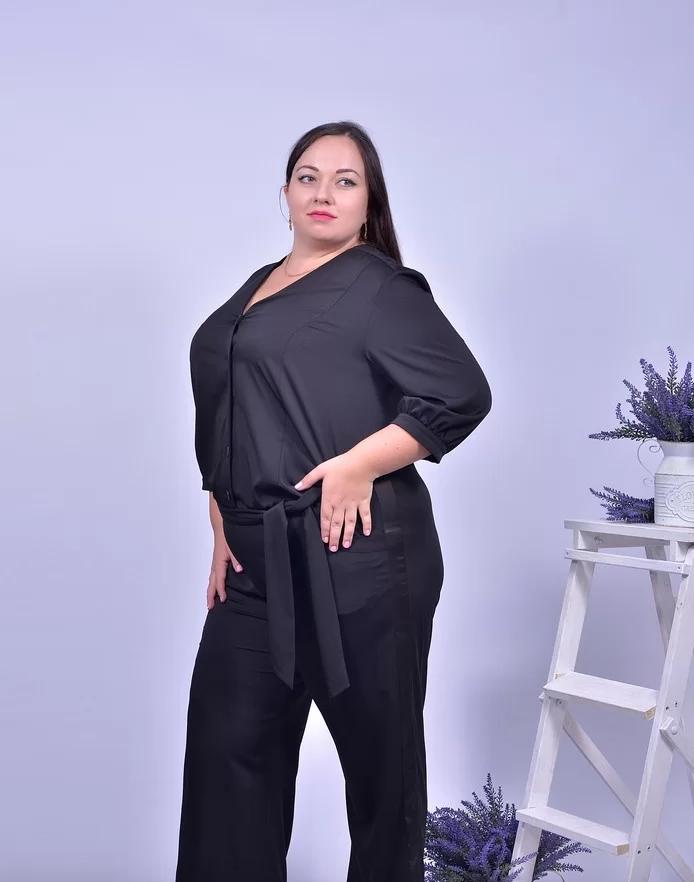 Жіночі комбінезони великих розмірів - інтернет-магазин Пишна Краса